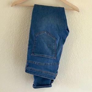 Divided High Waisted Skinny Jeans
